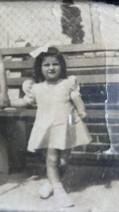 Rosalind circa 1937 - The Bronx, NY